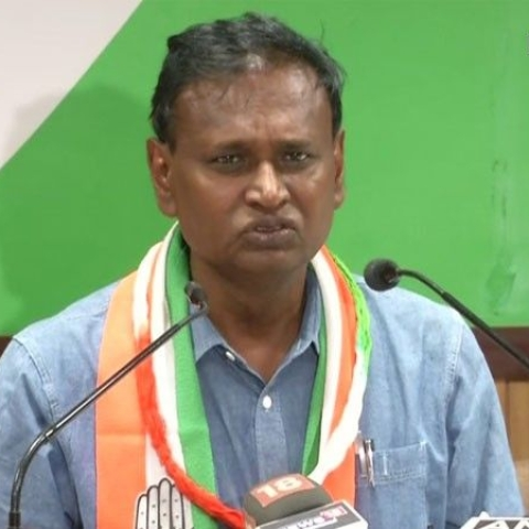 Former MP Udit Raj (Photo Courtesy: ANI)