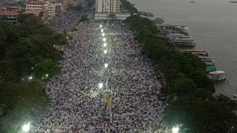 Thousands take out rally against CAA in Kochi