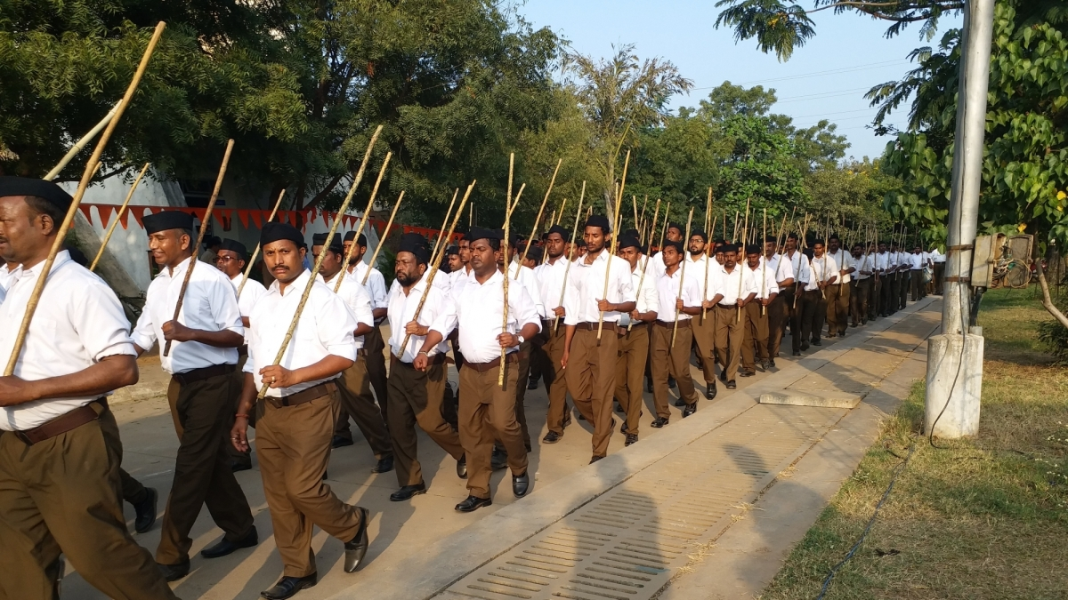 Move aside CAA, now RSS ideologue wants  'secular' removed from Constitution preamble
