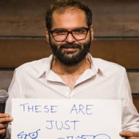 Kunal Kamra (Photo courtesy- social media)