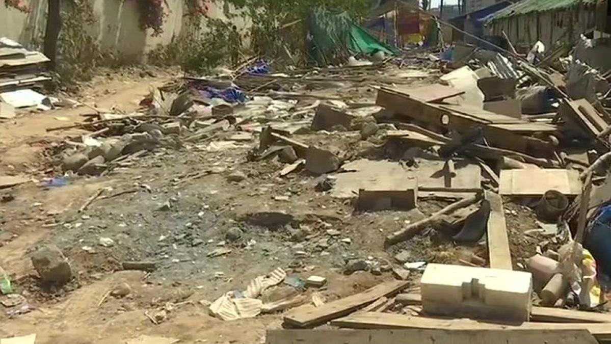 200 kutcha hutments demolished in Bangaluru for housing 'illegal Bangladeshis'