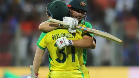 India vs Australia 1st ODI: Warner, Finch's record stand flattens India