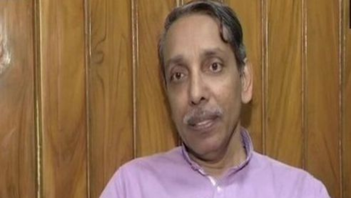 JNU VC Jagadesh Kumar (Photo courtesy: Twitter)