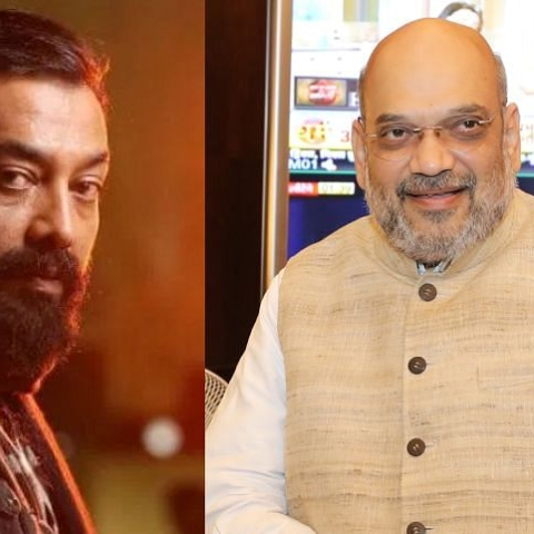 History will spit on this animal: Anurag Kashyap attacks Amit Shah