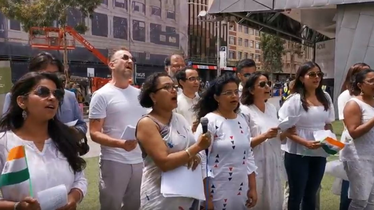 Indo-Australian academics gather in Melbourne to express solidarity with anti-CAA protestors in India