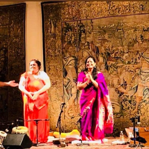 Vidushi Sunanda Sharma  to perform live in Venice, Italy on Saturday