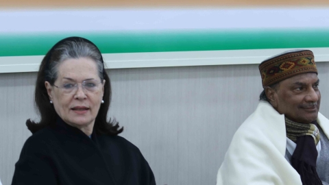 CAA discriminatory and divisive law; NPR is 'disguised NRC': Sonia Gandhi