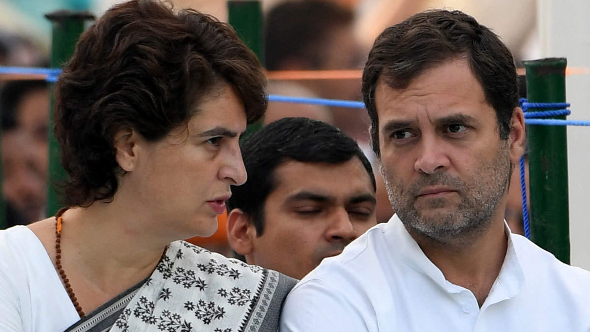 Rahul, Priyanka urge Congress leaders, workers, people to provide food, shelter to migrants heading home