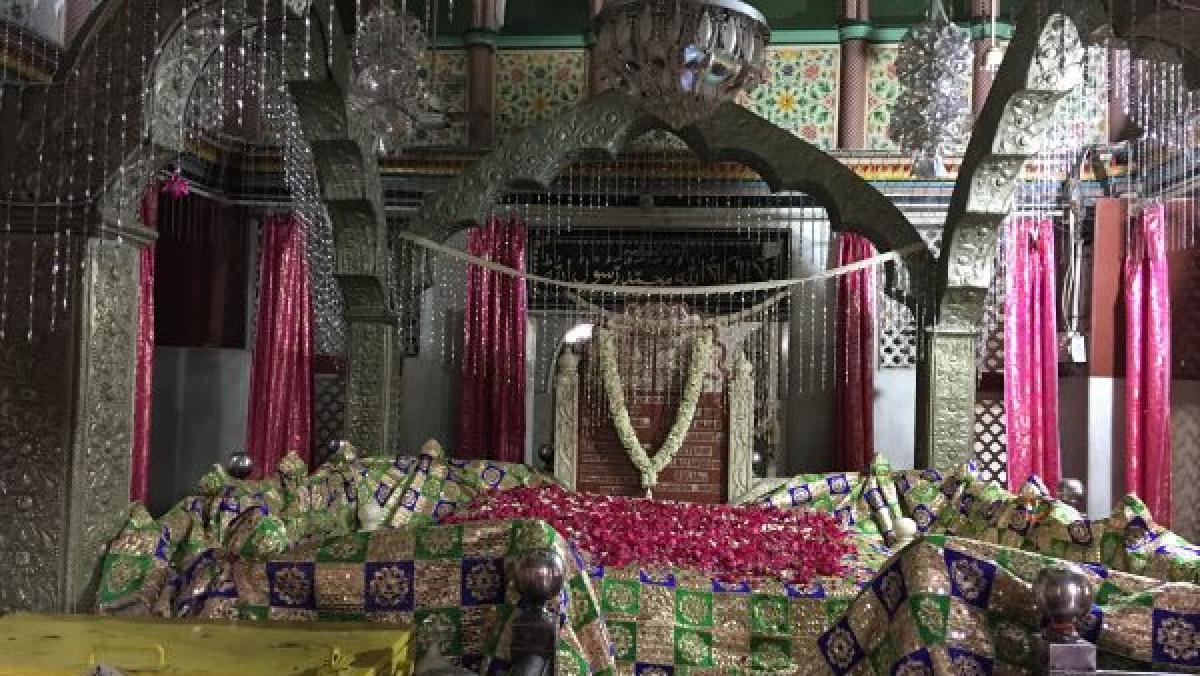Dargah of Bibi Zulaikha Sahiba in Delhi (social media)
