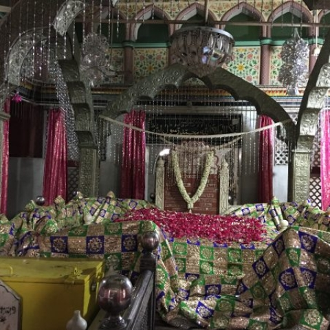Dargah of Bibi Zulaikha Sahiba in Delhi (social media)