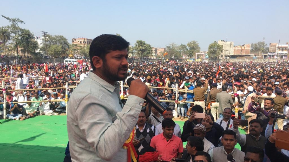 Anti-CAA protests: 'Save Constitution, Save Citizenship  Rally' in  Patna on February 27