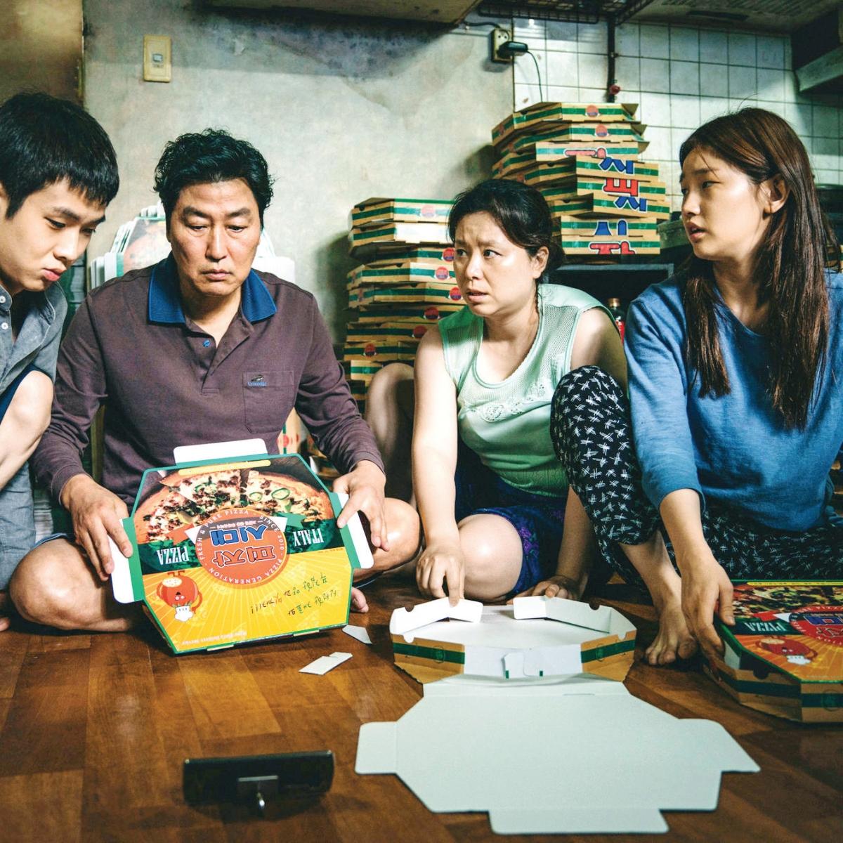 'Parasite' puts Asian cinema back in spotlight