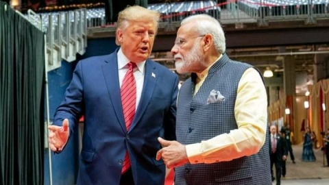 Did Modi really tell Trump that four million people would line up to greet him?