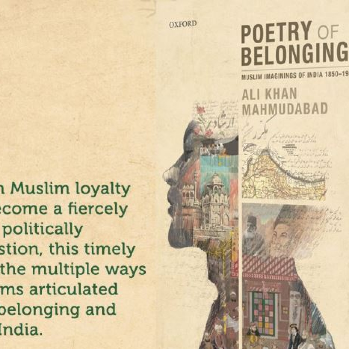 Oxford University Press launches 'Poetry of Belonging': Muslim Imaginings of India 1850–1950