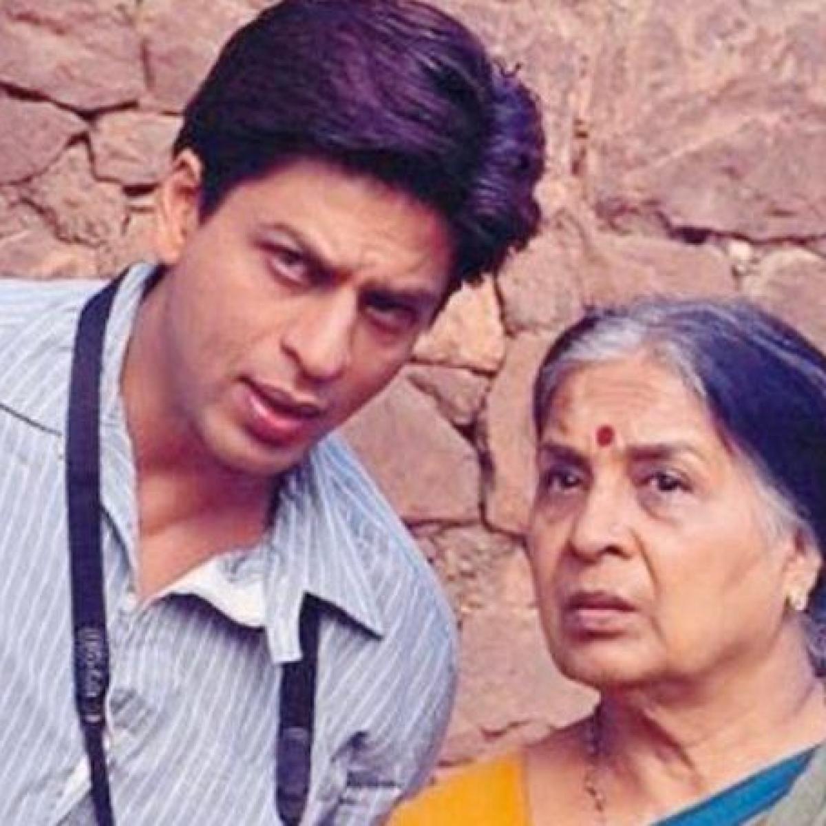Kishori 'Amma' will be sorely missed: Shah Rukh Khan