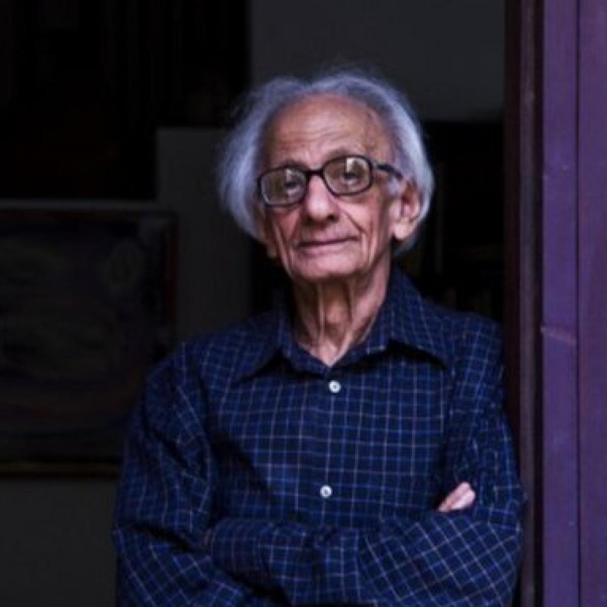 Noted Hindi author Krishna Baldev Vaid