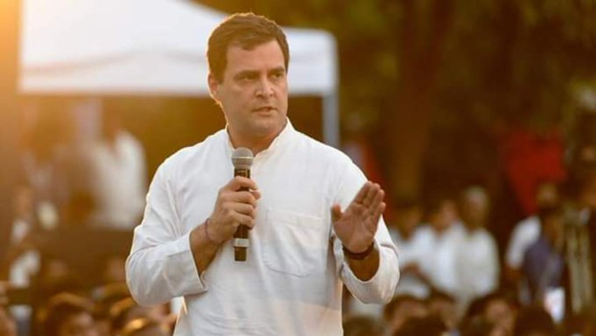 No strategic idea, anything concrete in Union Budget: Rahul Gandhi
