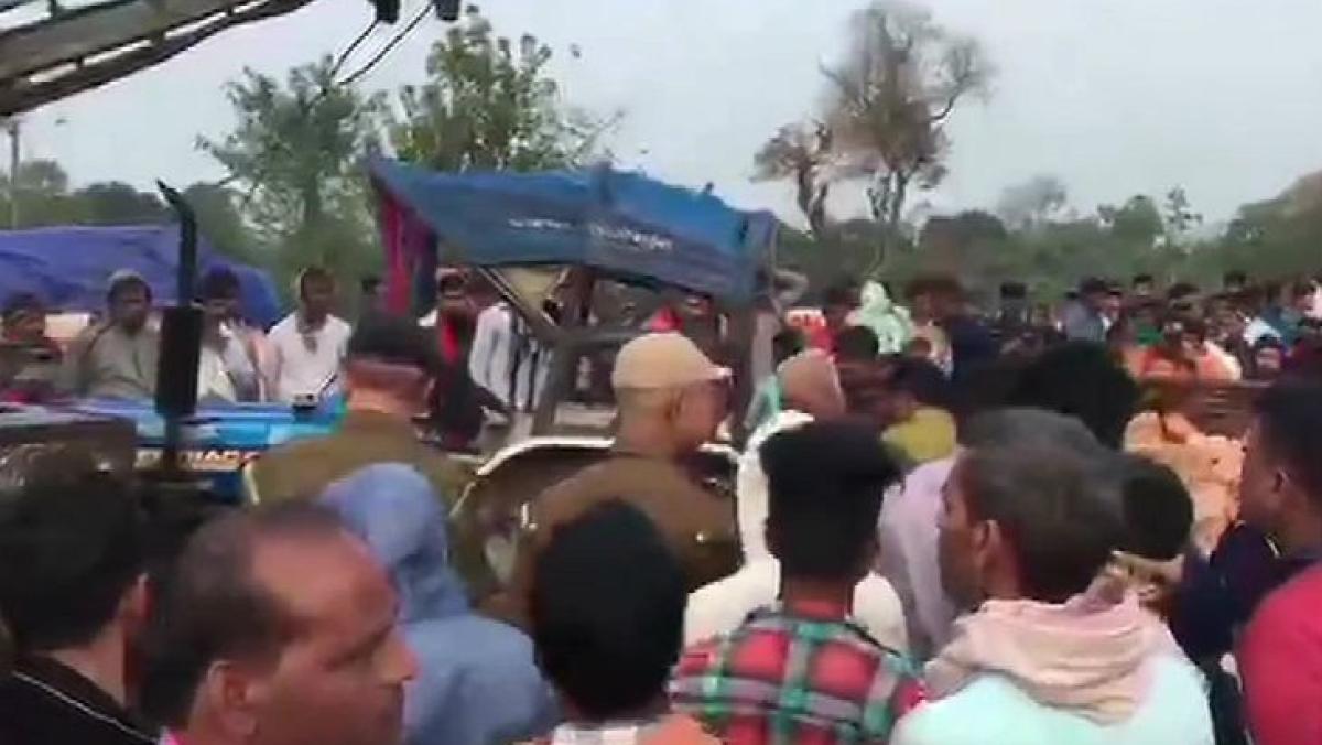 12 dead in SUV-tractor head-on collision in Bihar's Muzaffarpur