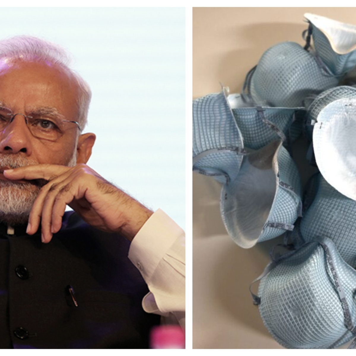 COVID-19: Modi govt took 50 days to wake up to shortage of coveralls,  N-95 masks; delay may endanger millions