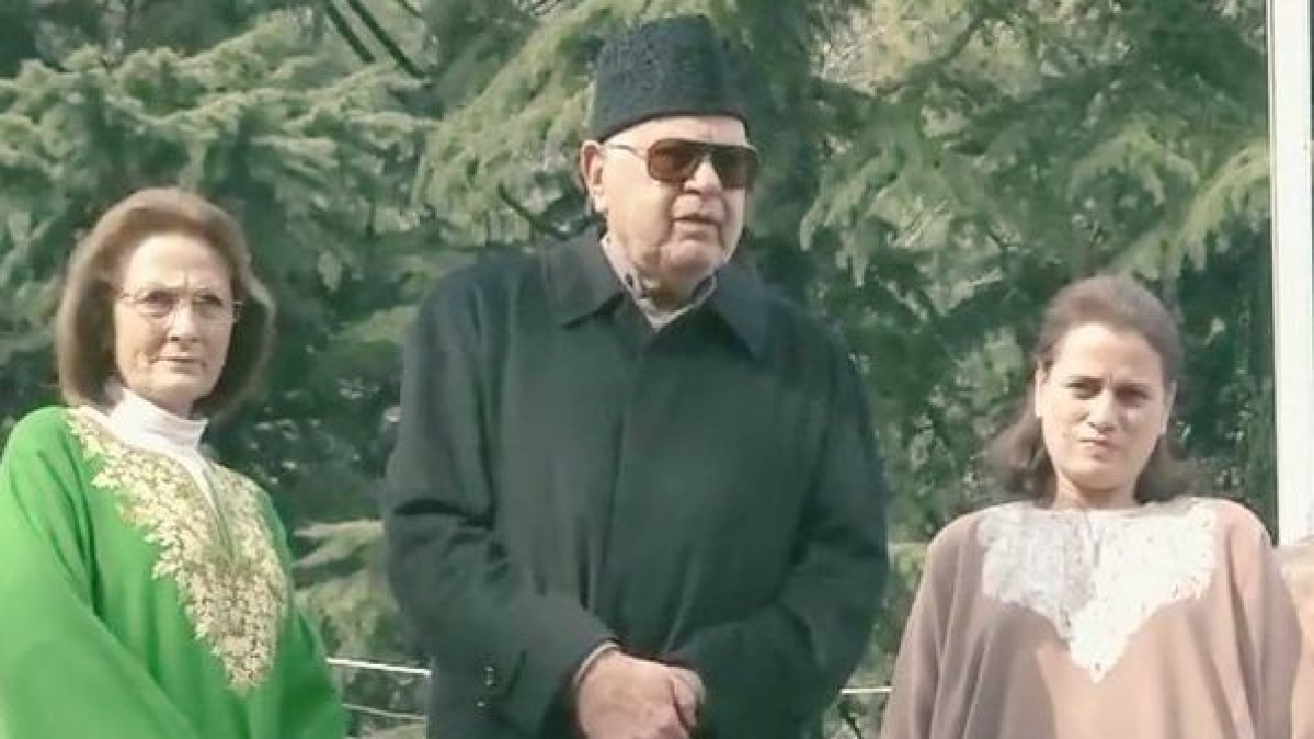 Farooq Abdullah to skip the remaining session of Parliament?