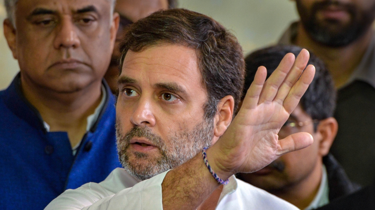 Rahul Gandhi slams Modi government over mask, ventilator export