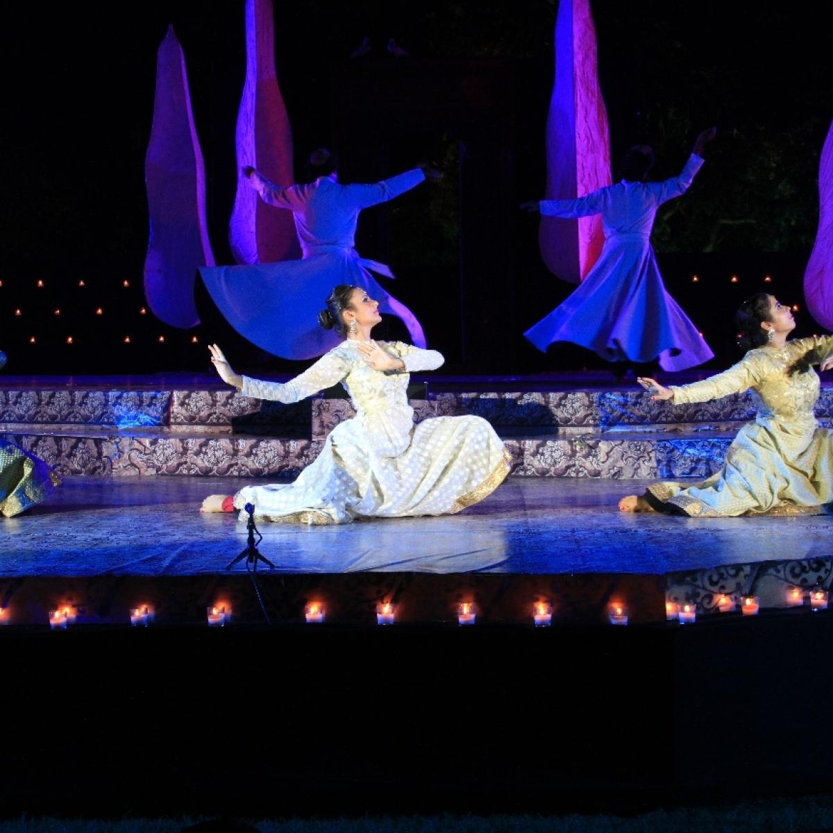 This time Jahan-e-Khusrau will have a taste of Punjabi sufi