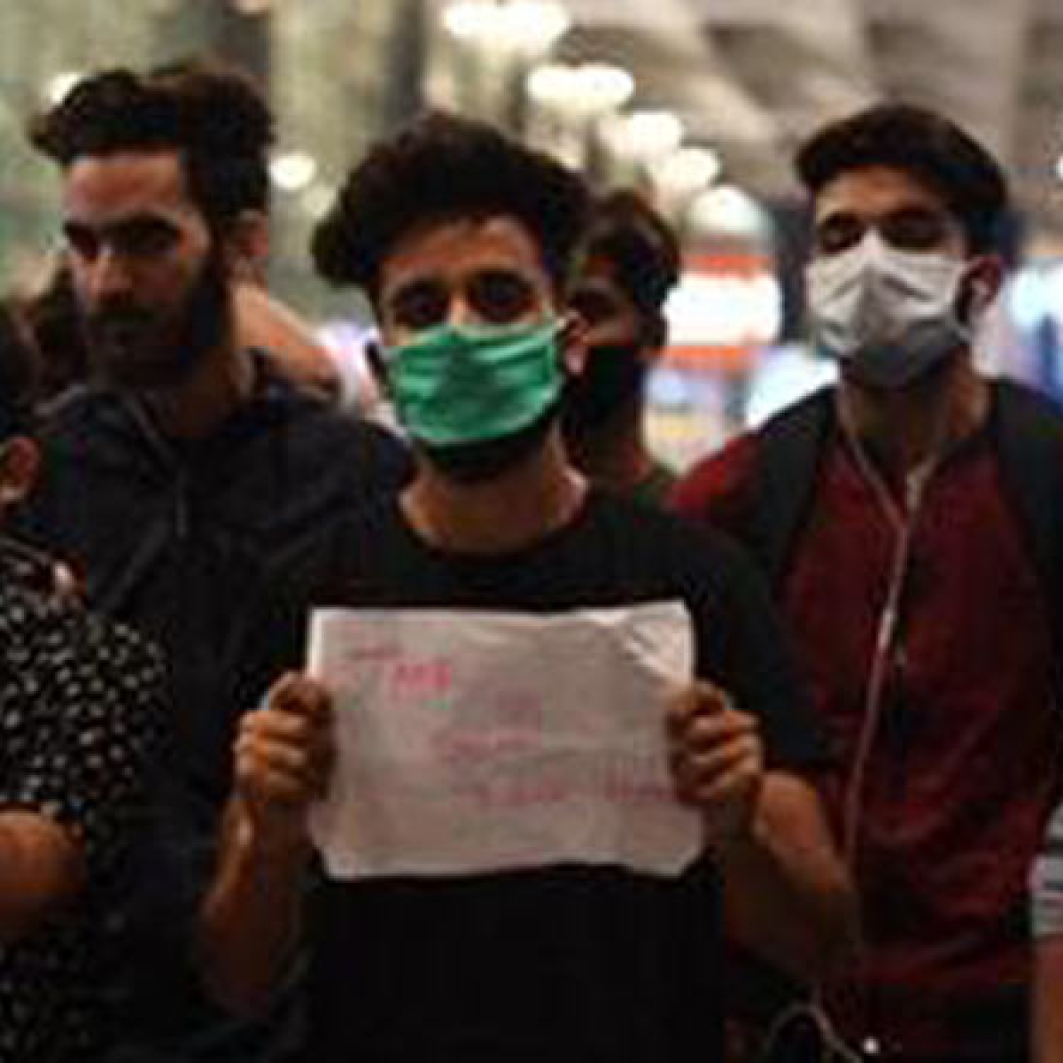 Thousands of helpless Kashmiri students stranded in various countries
