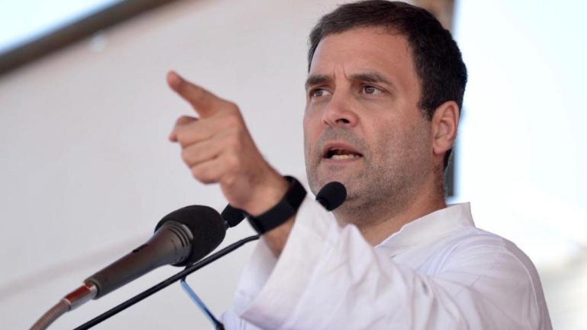 Big financial package need of hour, says Rahul Gandhi