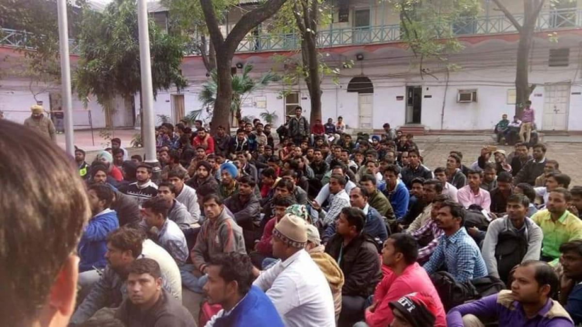 Anti-CAA protesters allege harassment by  Delhi police once again
