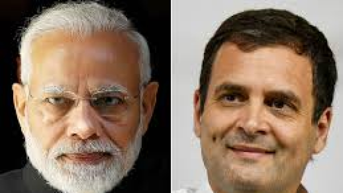 PM Modi mulls social media exit, Rahul Gandhi says, Give up hatred not social media