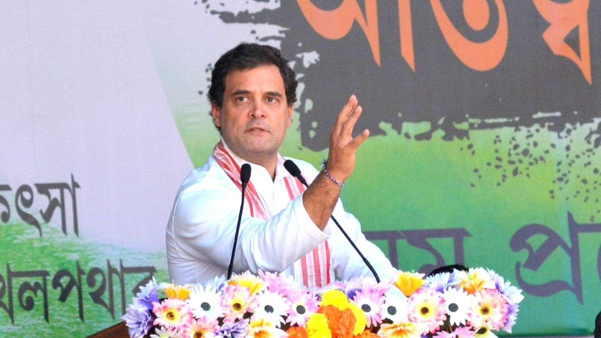 Corona threat should have been taken seriously: Rahul Gandhi