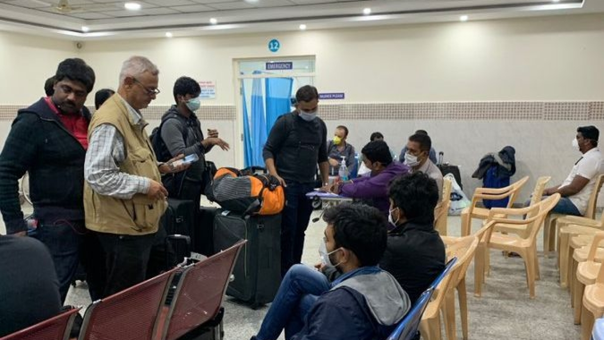 12-hour ordeal for passengers landing at Bengaluru from France