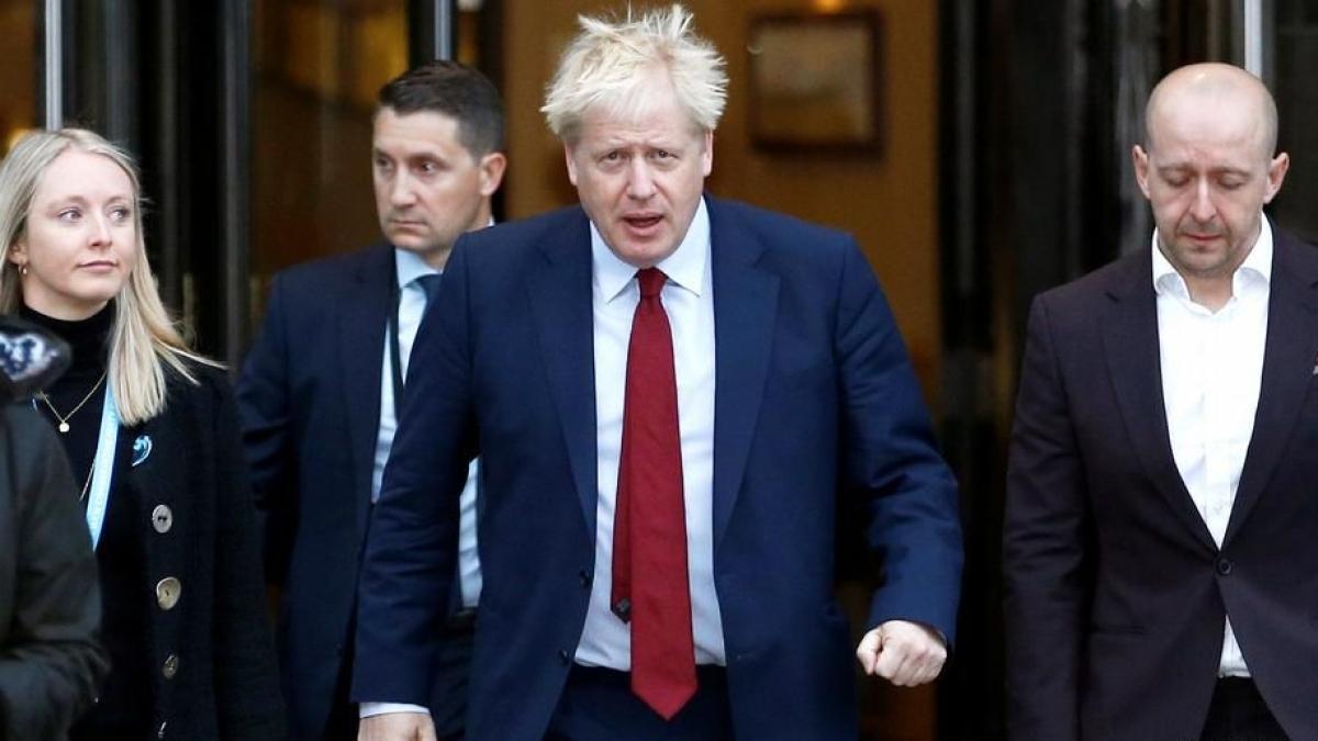 Boris Johnson to submit 'final' Brexit proposal