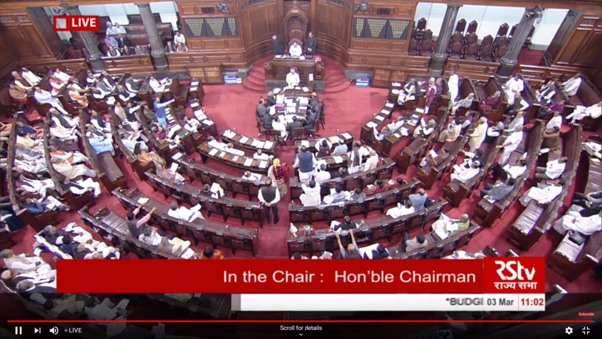 Parliament LIVE Updates: Parliament adjourned for the day amid ruckus on Delhi violence