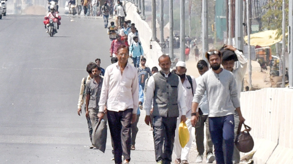 Lakhs of labourers left without succour in UP