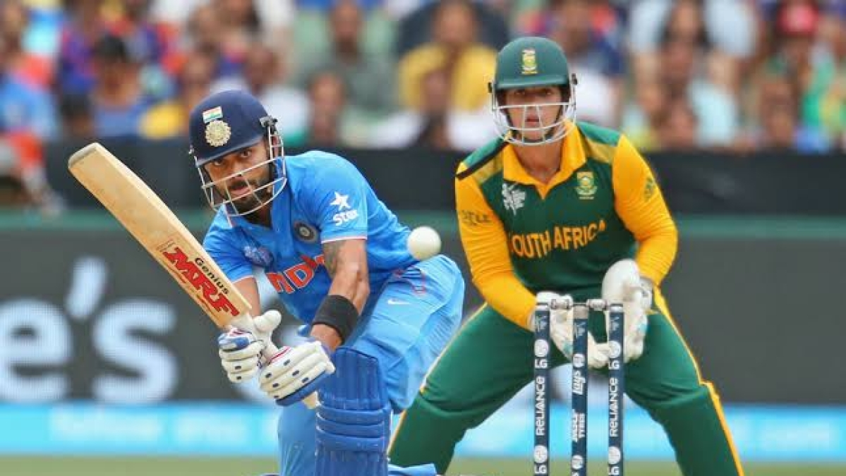 1st ODI: Hardik adds balance, India ready for fresh start against Proteas