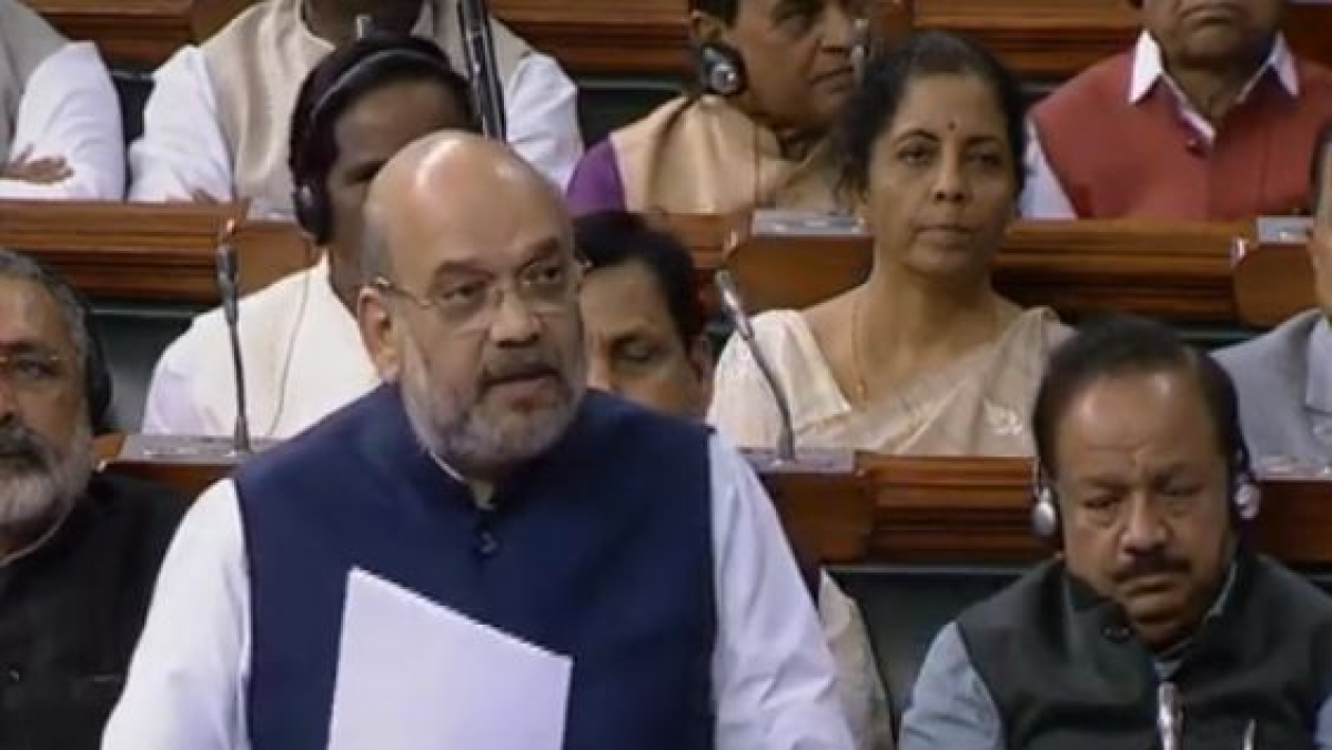 Amit Shah defends the indefensible, lauds Delhi Police's role during northeast Delhi riots