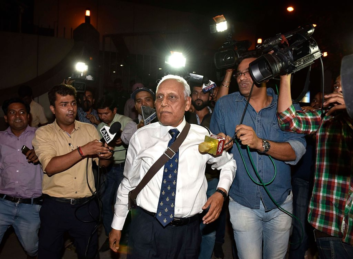 CBI arrests former Air Force chief SP Tyagi