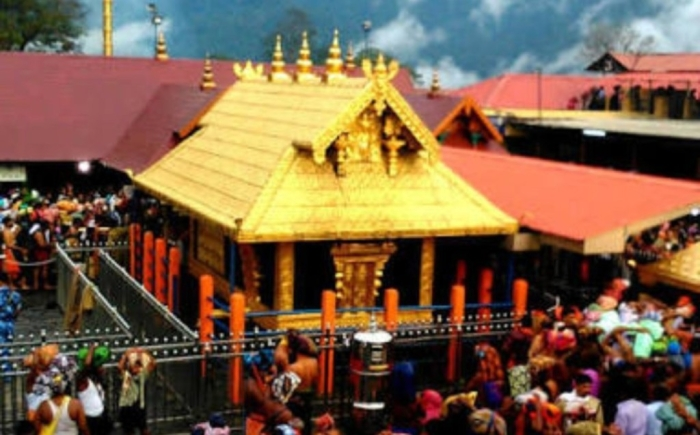 Sabarimala: 52-year-old woman reaches holy steps; protests erupt