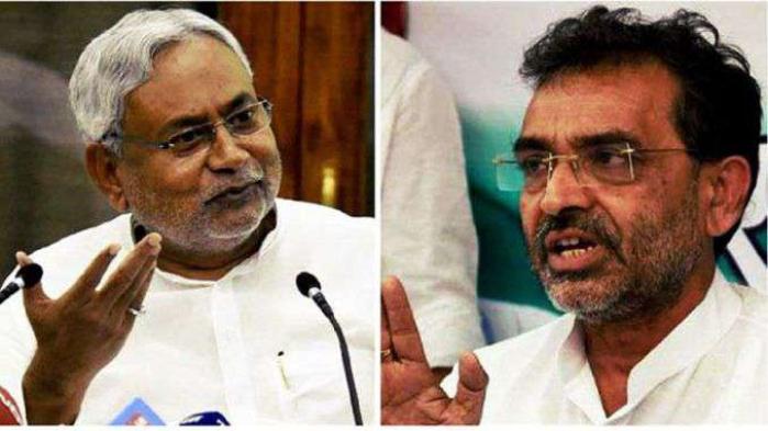 JD(U) warns RLSP chief Kushwaha against targeting Bihar CM Nitish Kumar
