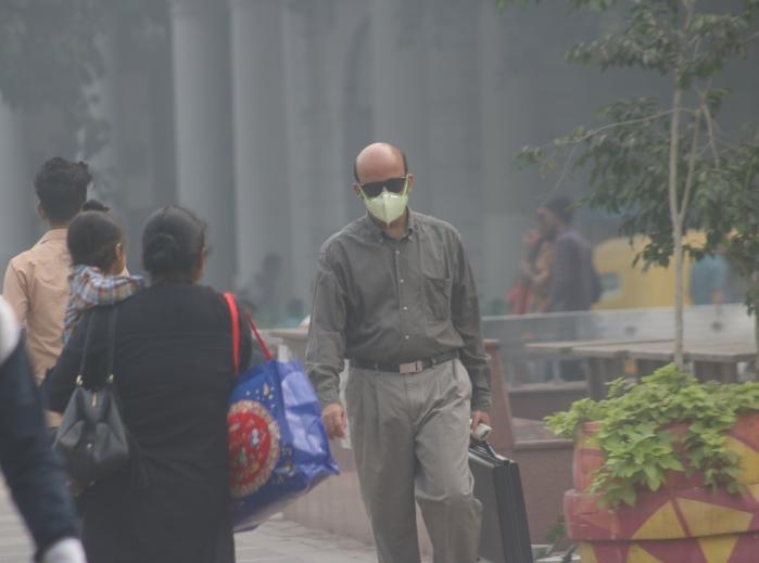 Ahead of Diwali, Delhi-NCR turns into a gas chamber