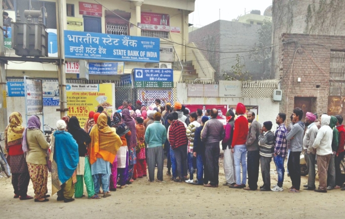 Congress calls for nationwide protest on demonetisation anniversary