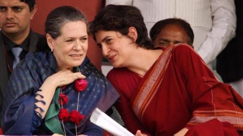 Image result for Sonia, Priyanka visit Raebareli for thanking voters