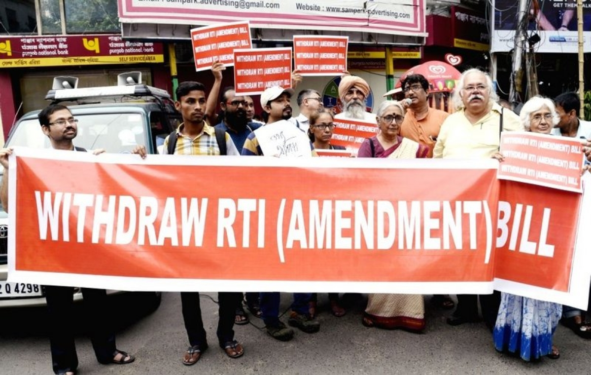 Use RTI to Save RTI': Activists brace for stronger campaign
