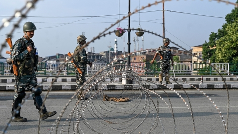 Prohibitory orders lifted in five Jammu and Kashmir