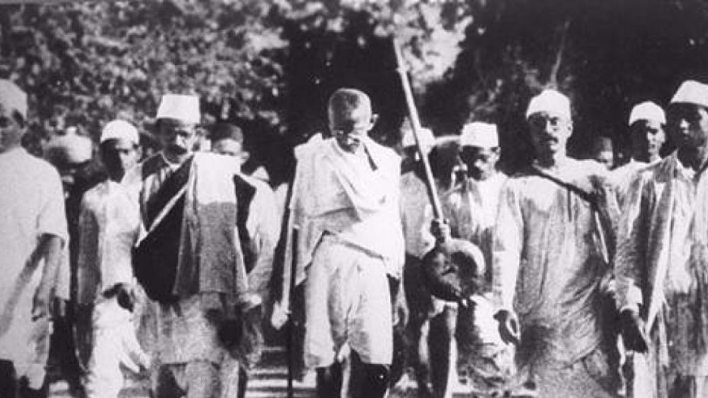महात्मा गांधी का सत्याग्रह