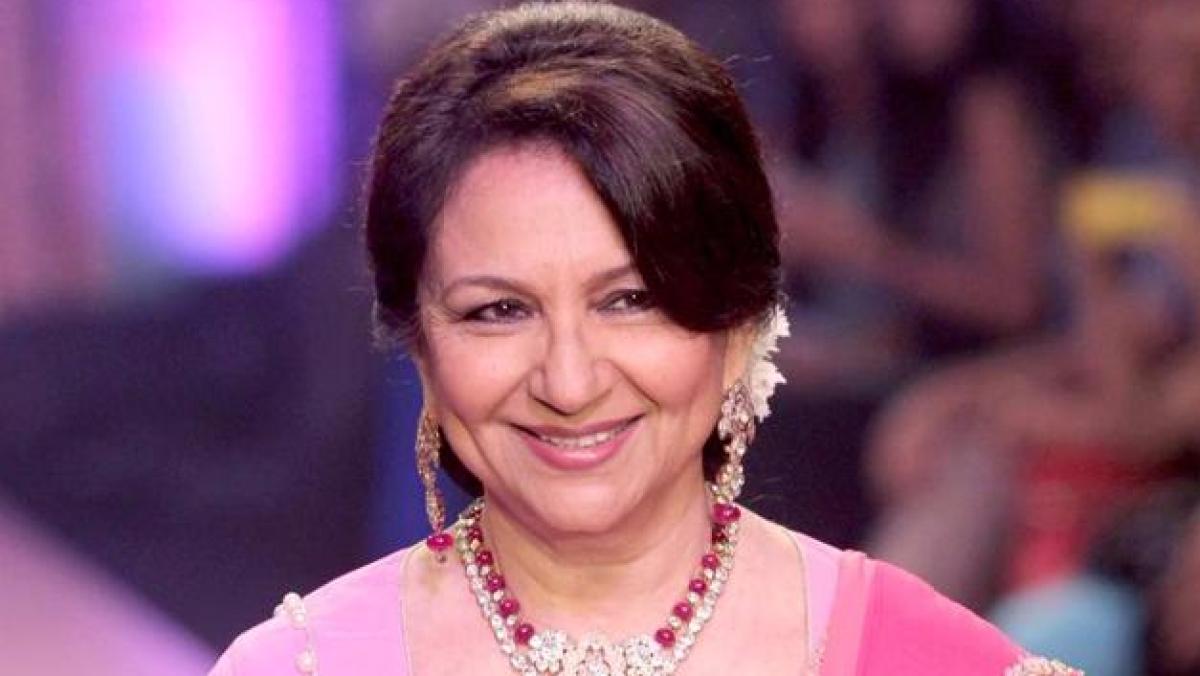 उम्रदराज महिला पात्रों को मुख्य भूमिका में देखने के लिए तैयार नहीं है हिंदी सिनेमा: शर्मिला टैगोर