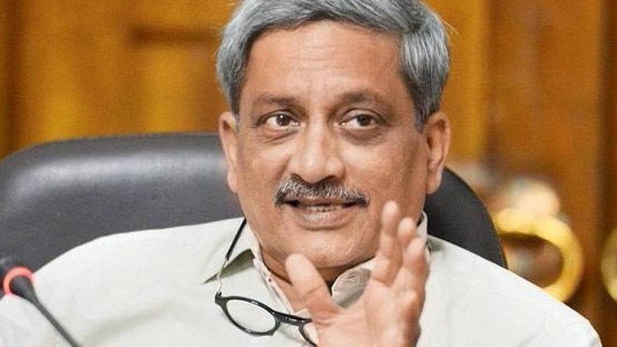 गोवा के सीएम मनोहर पर्रिकर का बयान, बीफ व्यापारियों को निशाना बनाने वालों पर होगी कार्रवाई