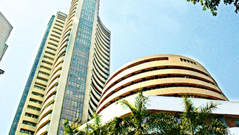 शेयर बाजारों में गिरावट का रुख
