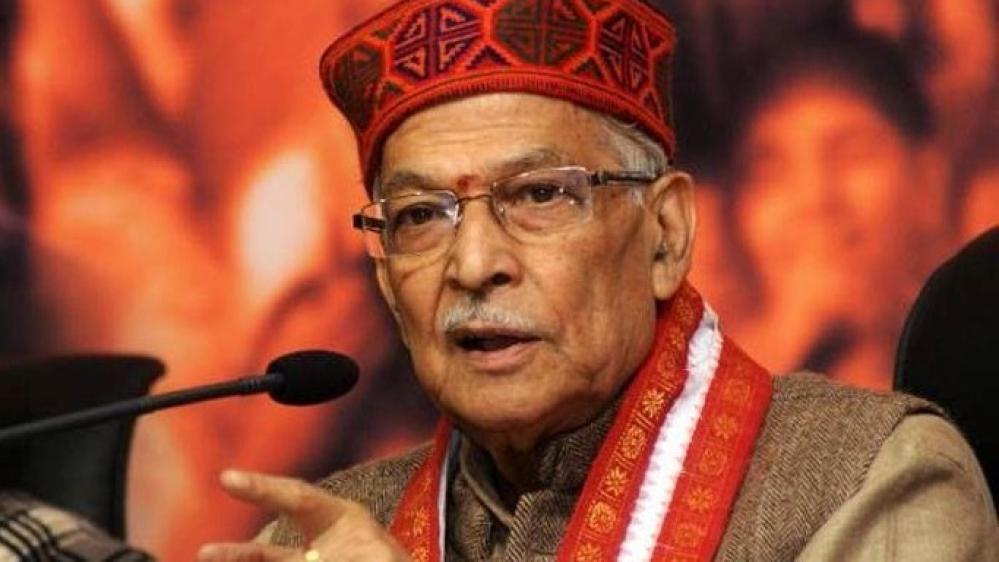 बीजेपी नेता मुरली मनोहर जोशी